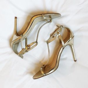 Chinese Laundry T-Strap Heels